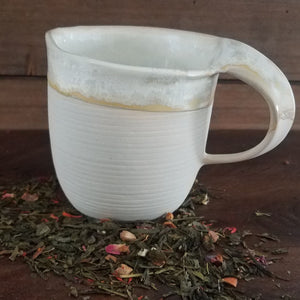 Reactive Glaze Tea Mug