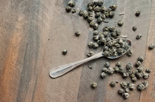 Load image into Gallery viewer, Jasmine Pearl Green Tea (organic)