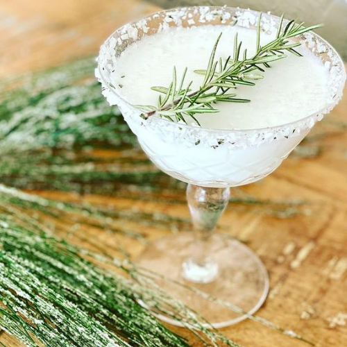 Snowy Pines Cocktail Recipe