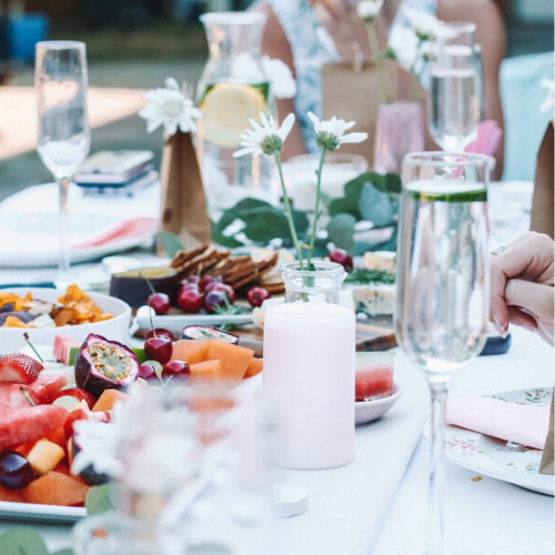 Social Distancing Entertaining Tips