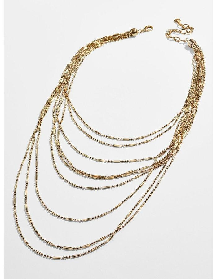 Alizandra Layered Necklace