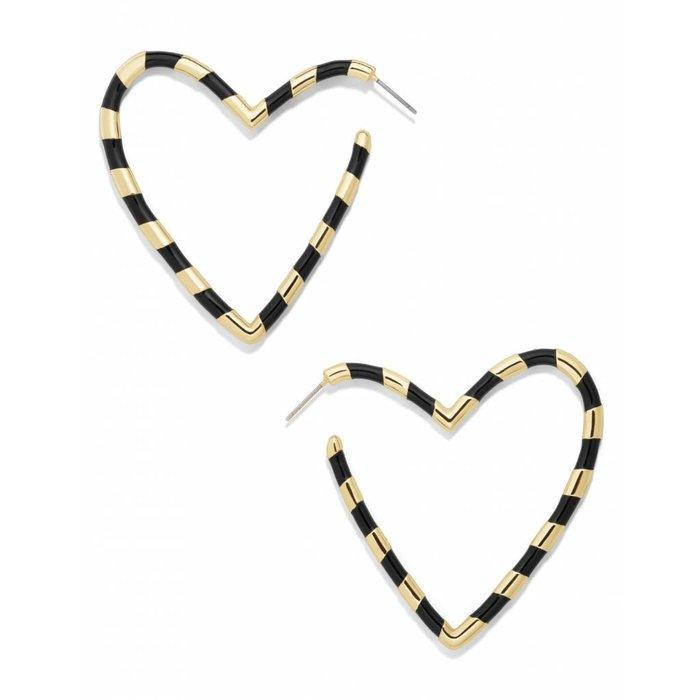 Annaelle Heart Earrings