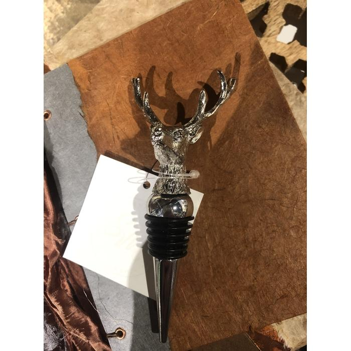 Stag Wine Stopper