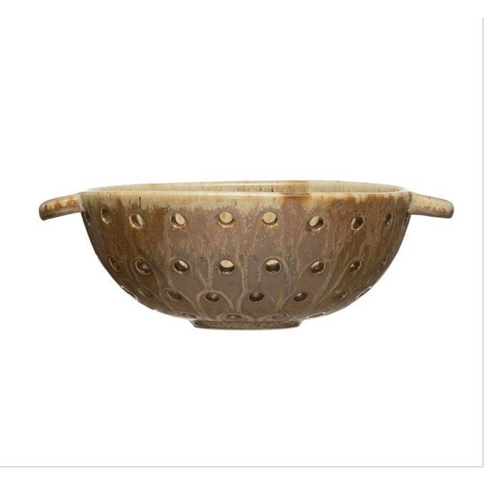 Stoneware Berry Bowl