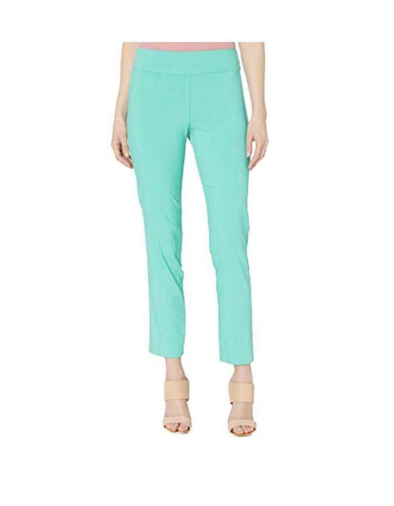 Turquoise Pants--