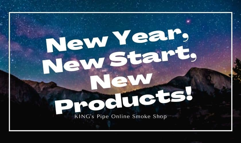 New Year, New Start, Featured New Products!