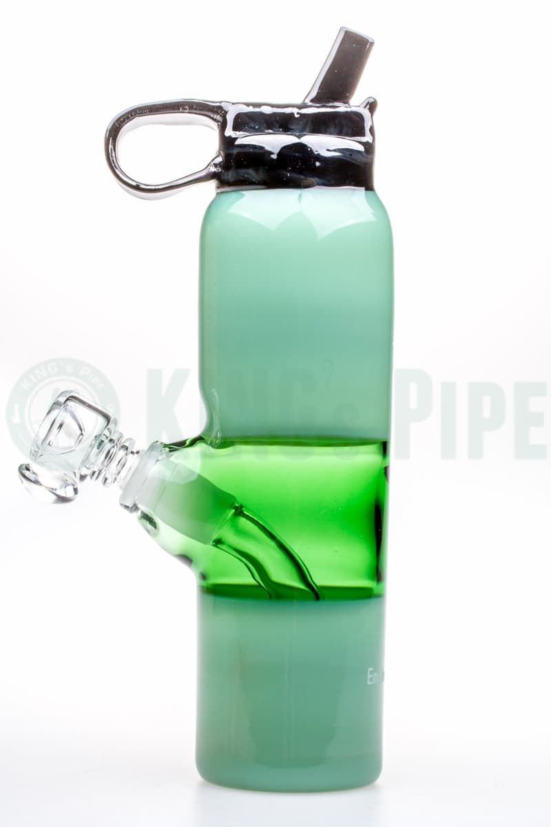 Empire Glassworks - Small Water Bottle Dab Rig
