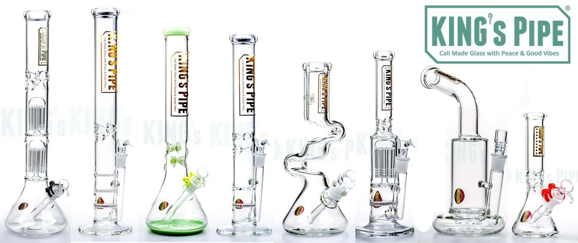 Best Online Head Shop in the USA - KING's Pipe