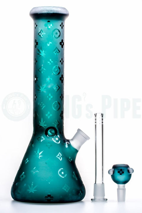AMG - 12'' LV Themed Beaker Water Pipe