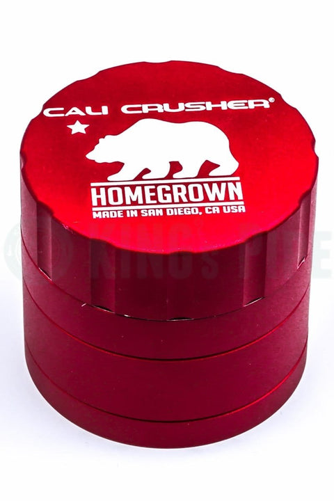 Cali Crusher - Homegrown Standard 4 Piece Grinder
