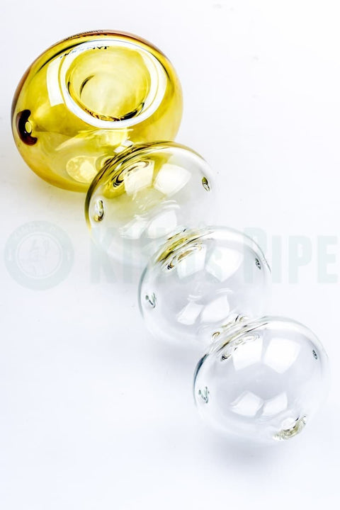 Chameleon Glass - 7'' Typhoon Glass Pipe