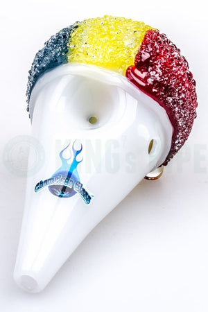 Chameleon Glass - Ice Snow Cone Glass Pipe