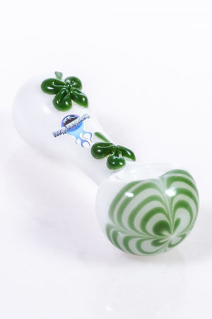 Chameleon Glass - Lucky Charm Glass Spoon Pipe