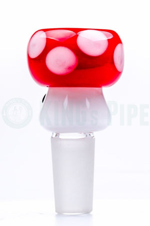 Empire Glassworks - Mushroom Glass Bowl