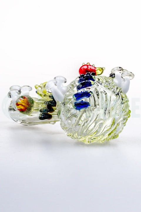 Empire Glassworks - Cosmic Critters Glass Pipe