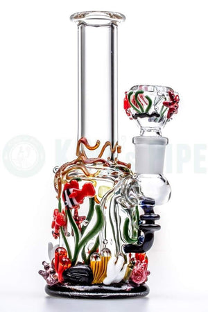 Empire Glassworks - Deep Ocean Dab Rig