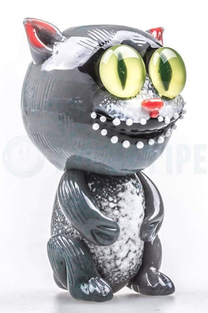 Empire Glassworks - Mad Cat Upright Glass Pipe