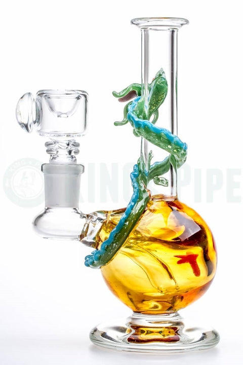 Empire Glassworks - Rising Dragon Dab Rig