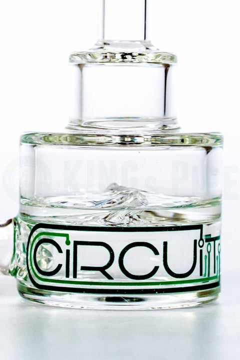 Grav Labs - Double Layered Clear Hockey Puck Circuit Rig