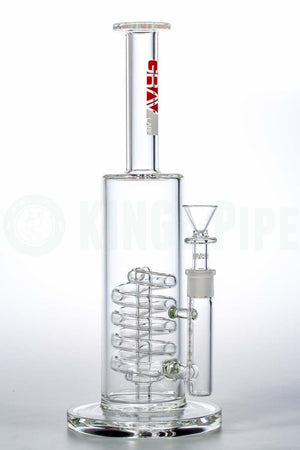 Grav Labs - Coil Showerhead Water Pipe