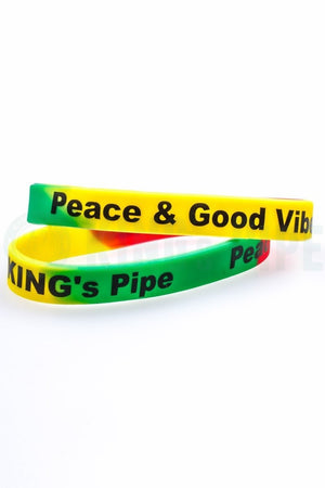 KING's Pipe - Pack of 2 KP Wristbands