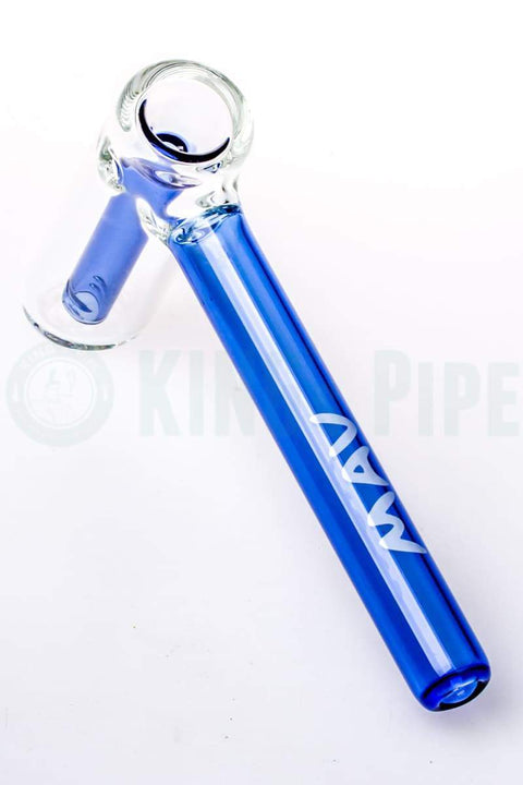 MAV Glass - Hammer Bubbler with Color Accent