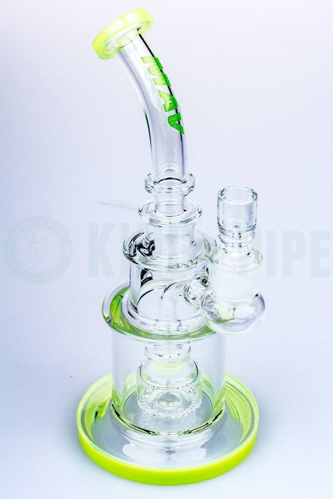 Maverick Glass - Cake Stack Showerhead Water Pipe Rig