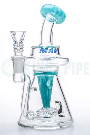 MAV Glass - Mini Incycler with Showerhead Perc