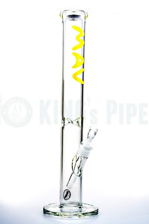 MAV Glass - 18 inch Straight bong