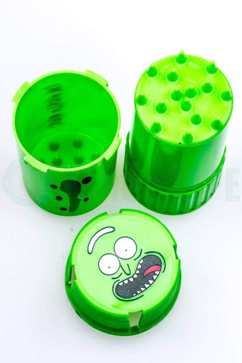 Medtainer - Pickle Rick Grinder Container