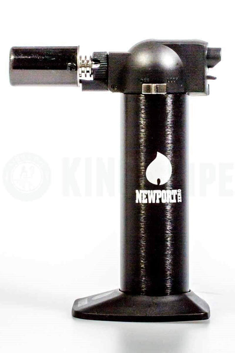 Newport Zero - 6 inch Regular Torch - Black