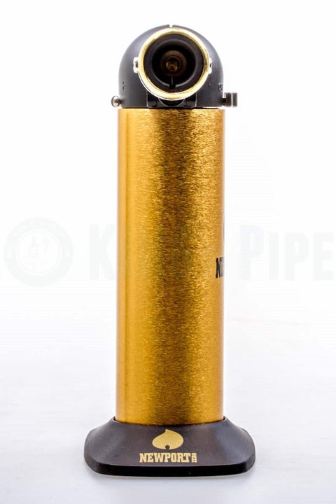 Newport Zero - 6 inch Regular Torch - Gold Black