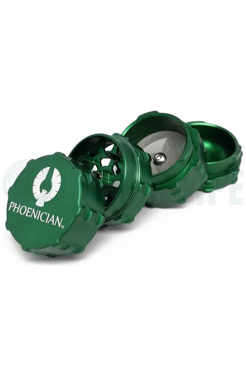 Phoenician Engineering - Small 4 Piece Grinder
