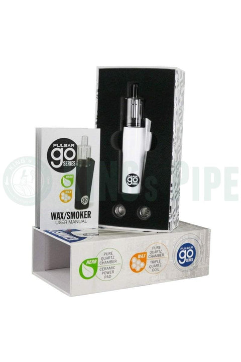 Pulsar - Go Series Wax Vaporizer Kit / Smoker ePipe