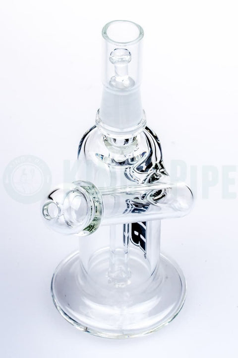 Purr Glass - Full Sidecar Dab Rig