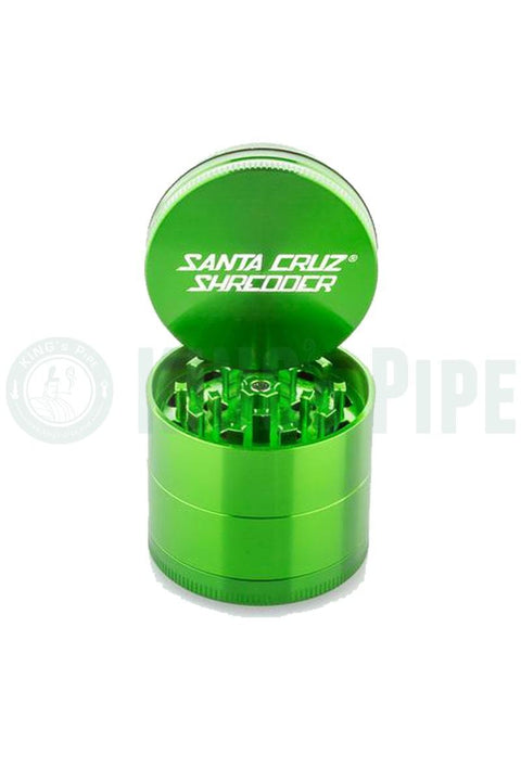 Santa Cruz Shredder - 1.5'' Mini 4 Piece Herb Grinder