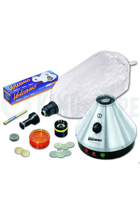 Storz & Bickel - Volcano Classic Vaporizer with Solid Valve Starter Set