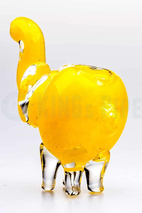 Baby Elephant Glass Pipe