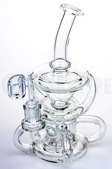 Dual Arm Showerhead Klein Recycler