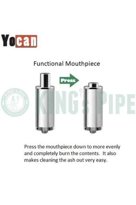 Yocan - Evolve Plus 2 in 1 Vaporizer