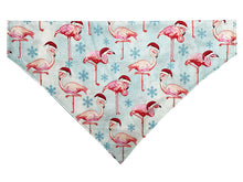 Load image into Gallery viewer, Christmas Flamingos