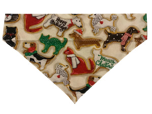 Christmas Cookies - Reversible