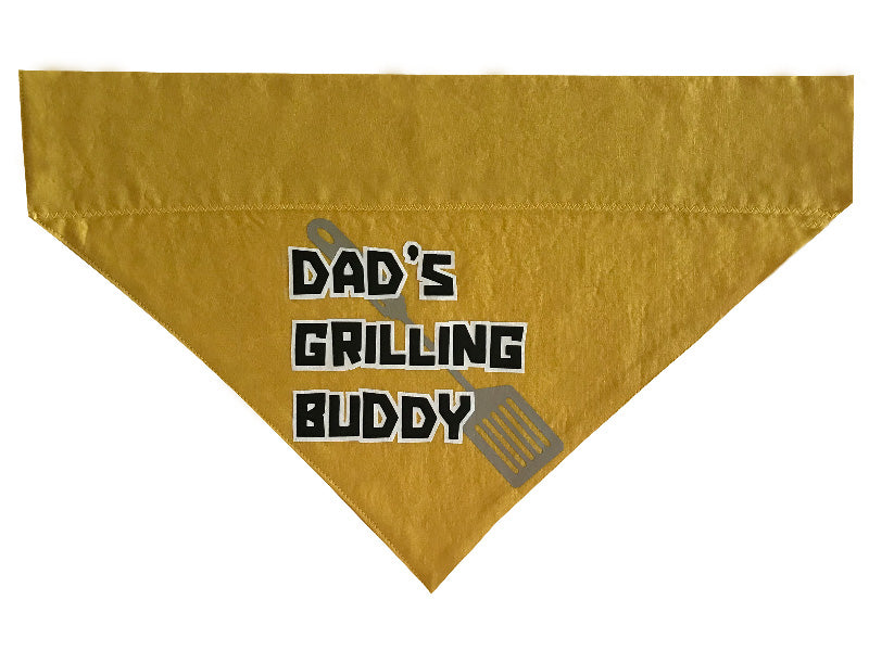 Dad's Grilling Buddy