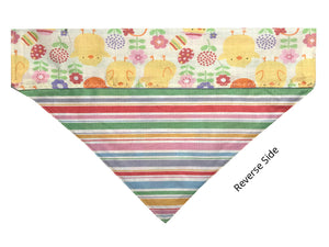 Easter Chicks - Reversible