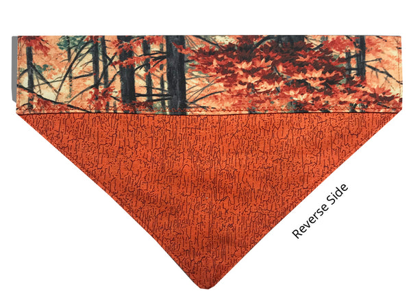Fall Trees - Reversible