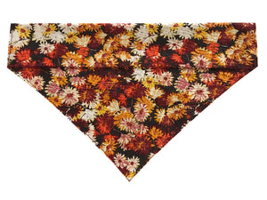 Fall Flowers - Reversible