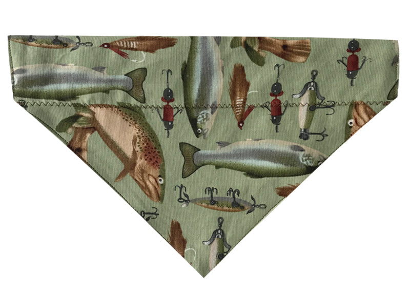Fish and Lures - Reversible