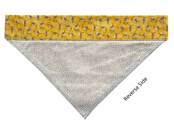 Glitter Bumble Bees - Reversible