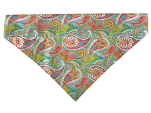 Load image into Gallery viewer, Grey Paisley - Reversible