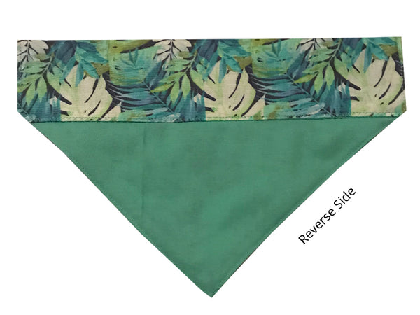 Palm Leaves - Reversible